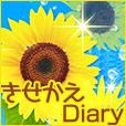 きせかえDiary(1000円(税抜)コース・Android用)